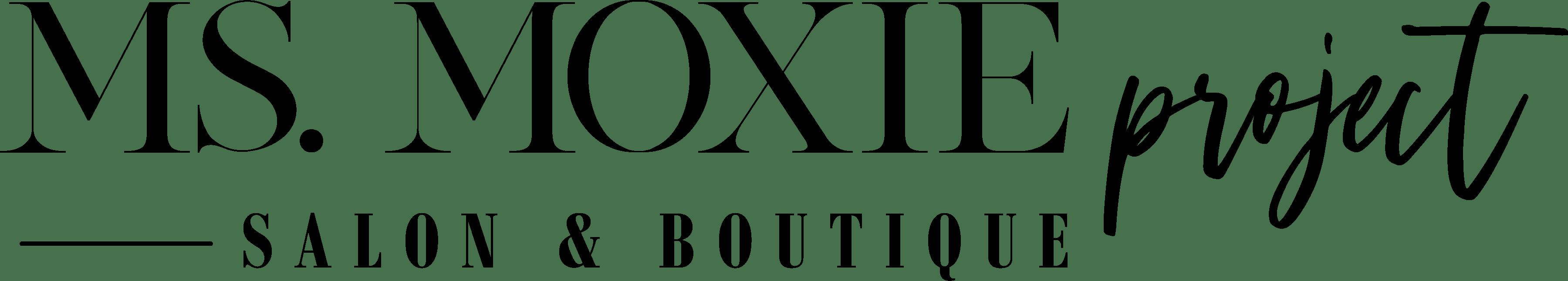 Ms. Moxie Project Logo